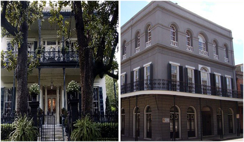 Nicolas Cage New Orleans Auction Celebrity Foreclosures
