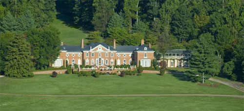patricia kluge s albemarle house in virginia foreclosure donald