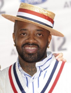 Jermaine Dupri - red white and blue